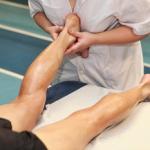 tendinite talon d'Achille - kinésithérapie