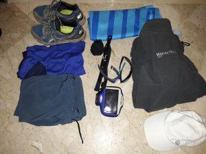 materiel pour semi marathon en relais